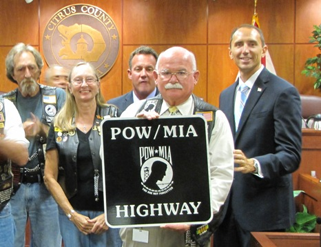 RTFL7 National POW/MIA Recognition Day 2013